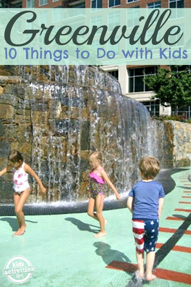 Great family vacation! 10 Things to Do with Kids in Greenville, SC - http://kidsactivitiesblog.com/45913/things-to-do-with-kids-in-greenville-sc - There are so many fun activities for kids in Greenville South Carolina!