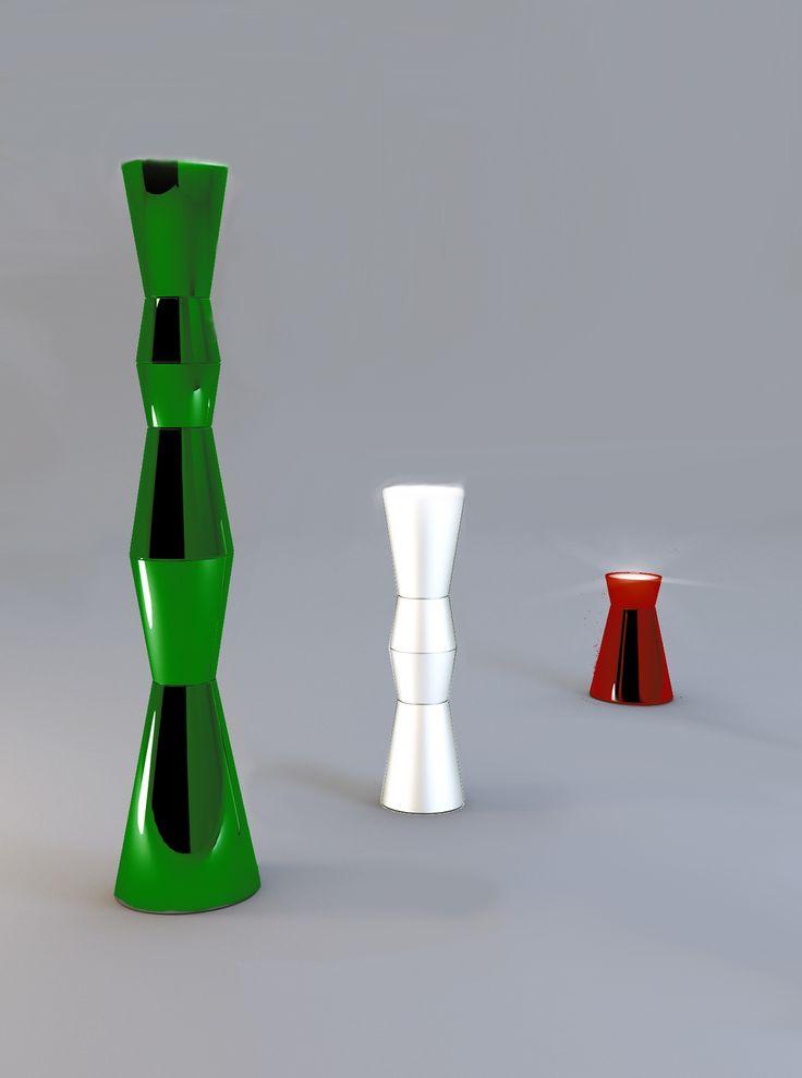 #ulus lamp, design by Marco Piva for #altreforme, #district collection #interior #home #decor #homedecor #furniture #aluminium #madeinitaly #bonusmobili