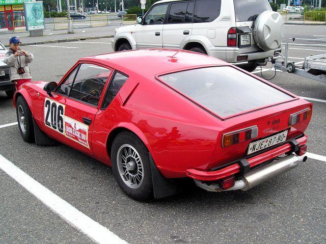 1970 Škoda 1100 GT
