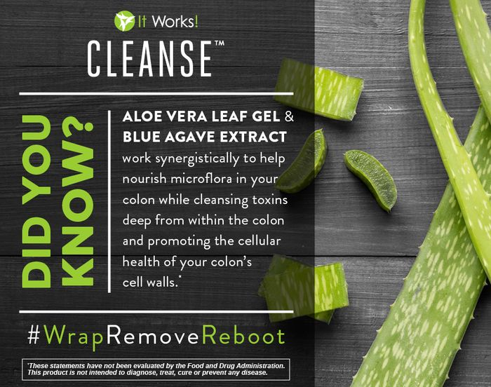 We love learning something new every day! #WrapRemoveReboot (It Works New Products)