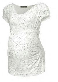 Bluzka ciążowa i do karmienia Solange II