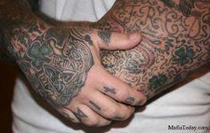 irish mob tattoos - Google Search