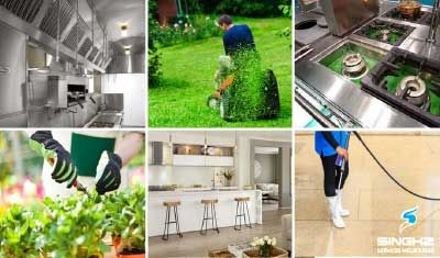 Singhz Services Melbourne offerng more. Now we provide Kitchen Canopy Cleaning, End of Lease Cleaning, Lawn Mowing and Builders Cleaning services in Melbourne. Call us on 03 9794 7002 or visit www.singhzservicesmelbourne.com.au #CanopyCleaning #EndofLeaseCleaning #LawnMowing #BuildersCleaning