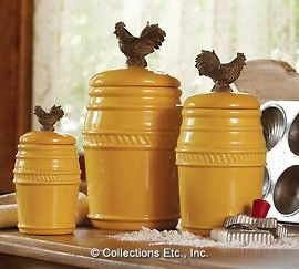 kitchen canisters french country canister set 18680 for the home 12965