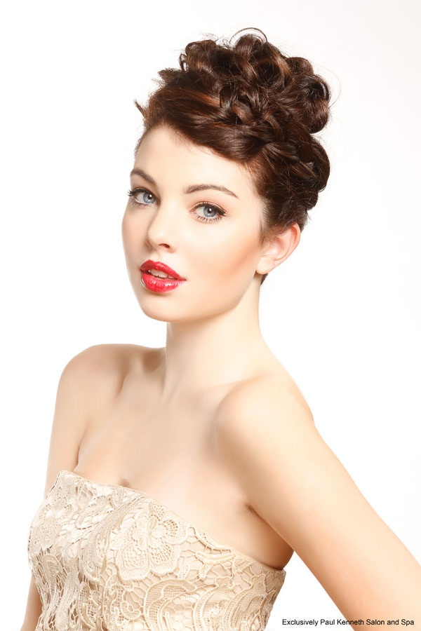 Gorgeous Hairstyles for Special Events and Occasions 2019