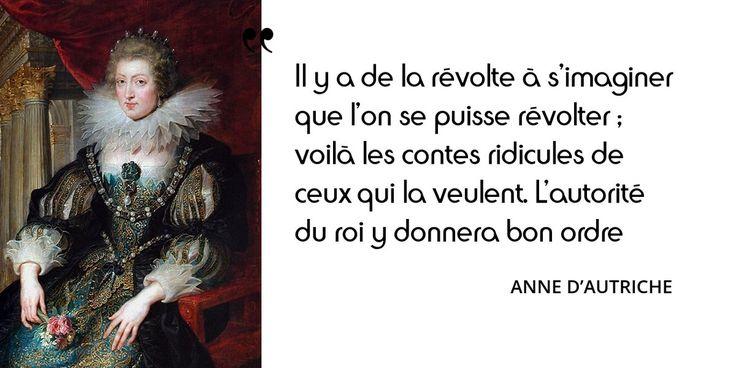 20 janvier 1666 : mort d'Anne d'Autriche, régente du royaume de France pendant la minorité de Louis XIV