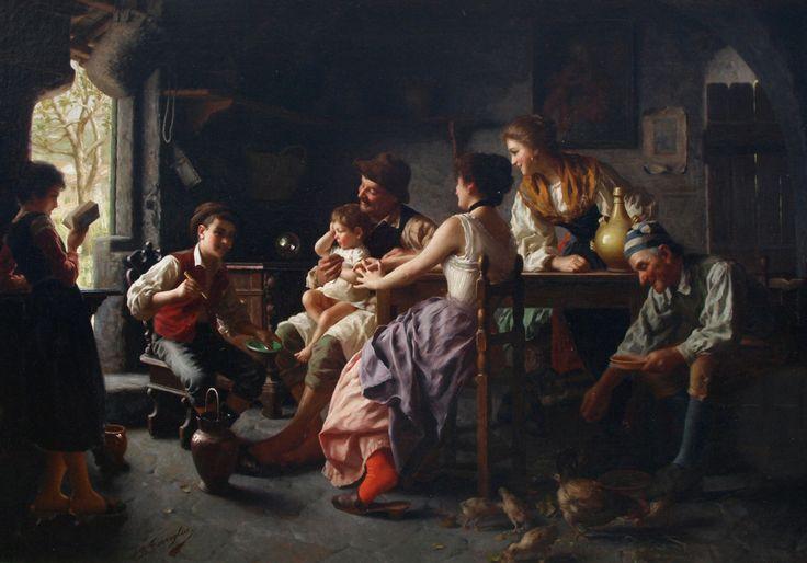 Giovanni Battista Torriglia - 'The circle of Life'