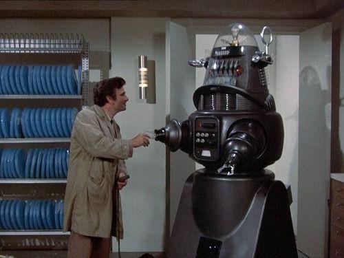 Robby the Robot on Columbo