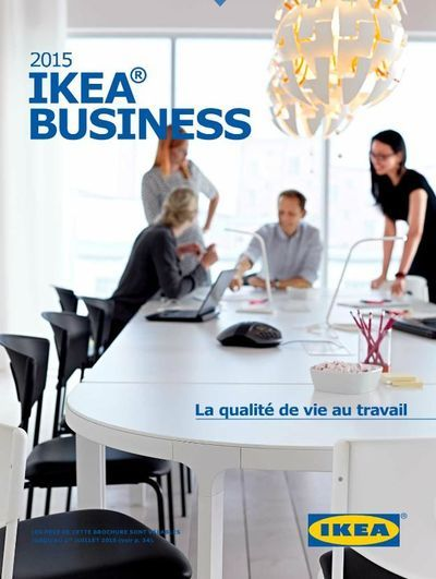 bureau professionnel ikea meuble d 39 entreprise le catalogue ikea business bureaux d co et. Black Bedroom Furniture Sets. Home Design Ideas