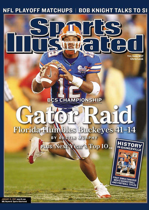 Chris Leak. So pretty. So upstaged by Tebow-mania.
