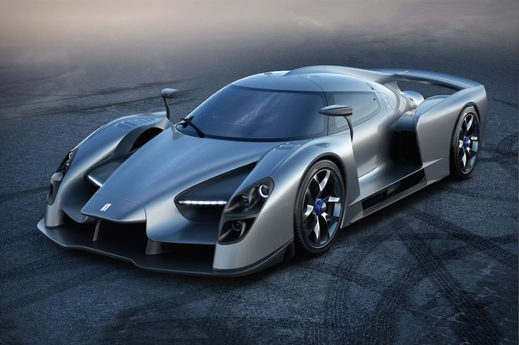 Based on the company's well-received SCG003C race car, the Scuderia Cameron Glickenhaus SCG003S is a road-friendly version of this Nurburgring regular. Like the racing version, its chassis and bodywork is made from carbon fiber and preserves many of the same...