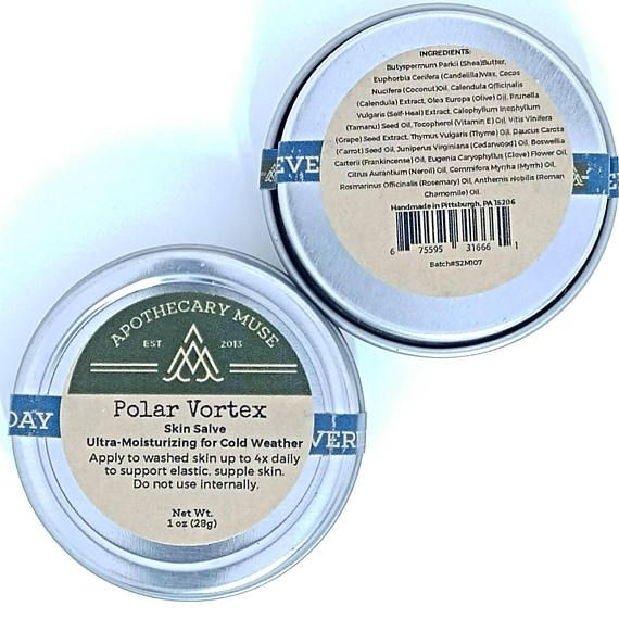 Skin Salve Polar Vortex Humectant Skin Protectant