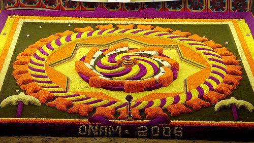 Onam Festival ( Kerala )!!
