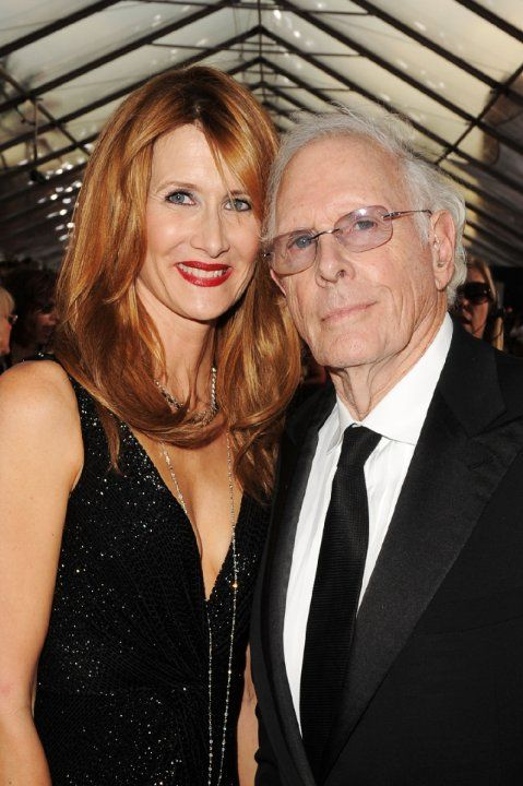 Bruce Dern, here pictured with his daughter, Laura Dern.