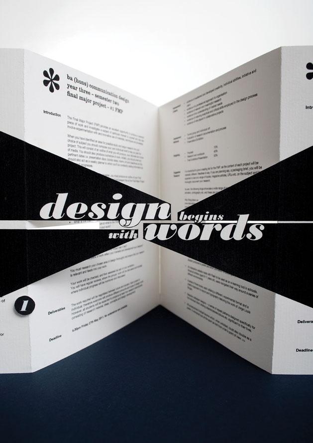 Graphic Design Portfolio of Sebastian Goodall
