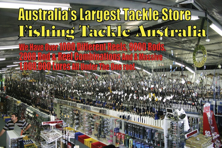 Fishing Tackle Australia, Fishing, Coffs Harbour, NSW, 2450 - TrueLocal
