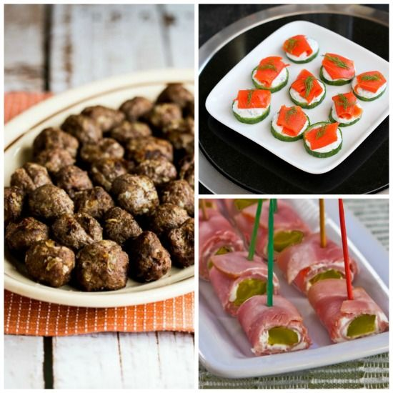 50+ Deliciously Healthy Low-Carb and Gluten-Free Super Bowl Appetizer ...