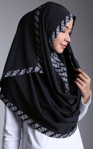 Manise Batik Instant Shawl by L'Mira Ethnique