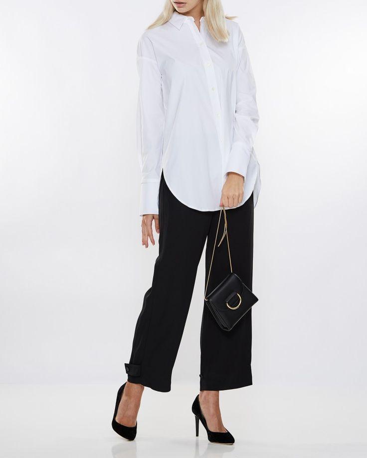 Skjorta Boy Tunic - Blusar & skjortor - Kläder - Dam