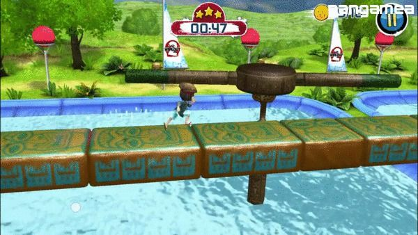 Wipeout 2 - Tackle wacky obstacles and pull off hilarious Wipeouts