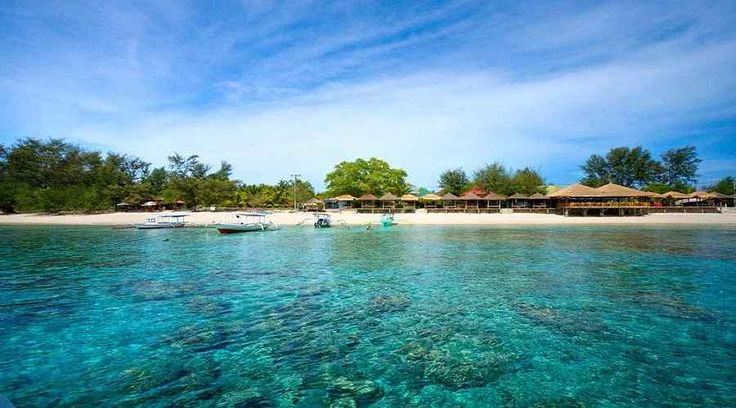 Top Indonesia Sightseeing Attractions - Gili Island Lombok, Lombok's most mainstream visitor destination, the Gili Islands are an archipelago of three little islands.