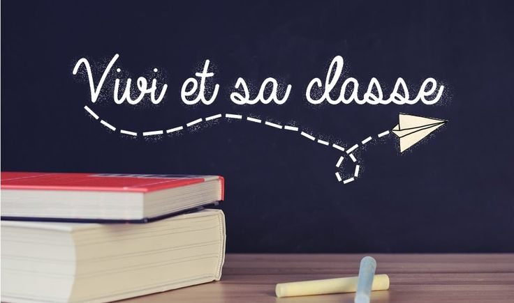 vivi et sa classe
