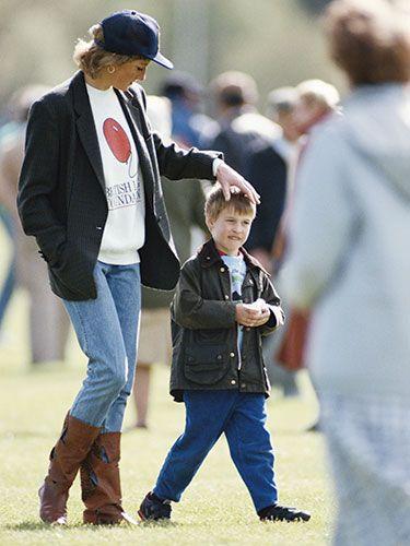 Princess Diana's Best Fashion Looks - The Evolution of Princess Diana's Fashion - Good Housekeeping