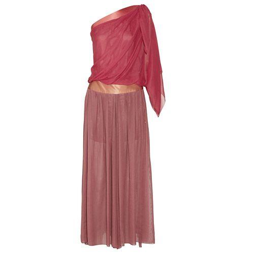 Цвет, принт, фактура: Розовые платья | Fashion Details
