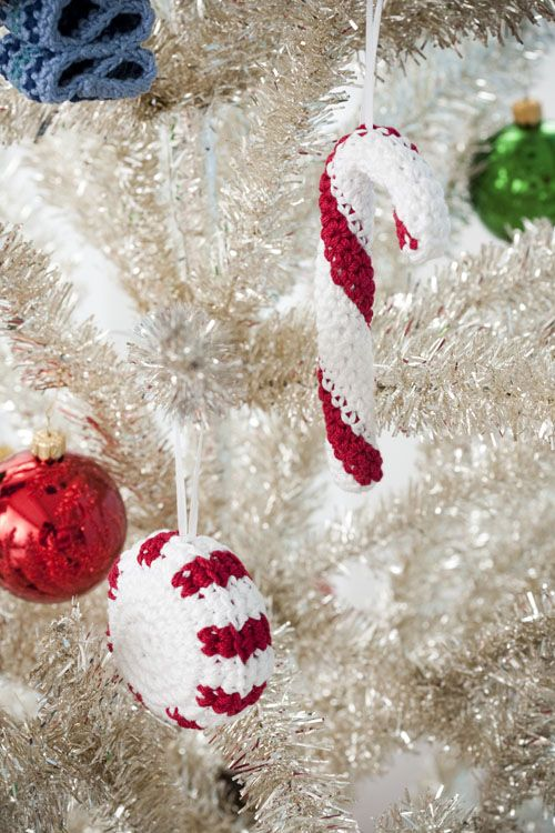 43 Best Crochet Christmas Images On Pinterest Christmas Crafts