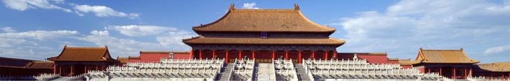 The Palace Museum; Forbidden City in Beijing, China.