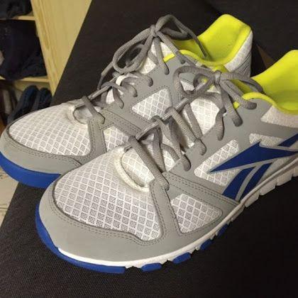 Sepatu Running REEBOK SUBLITE TRAIN 1.0 (J99529) Original