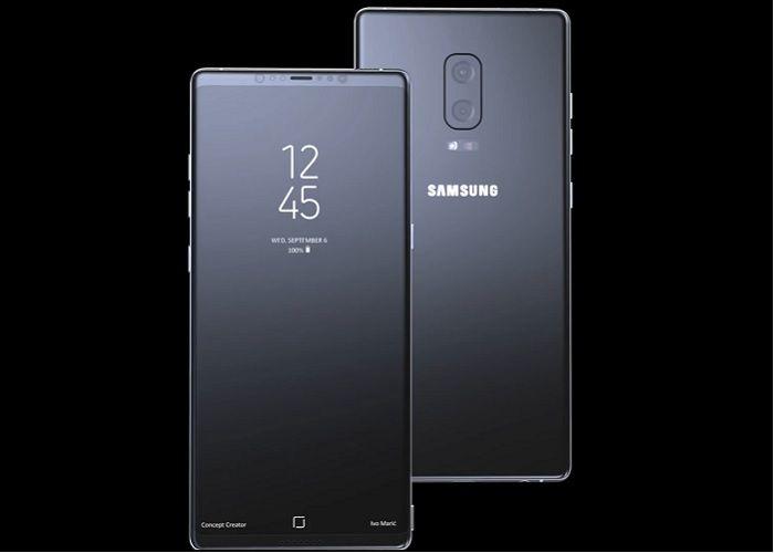 Un vídeomuestra como sera la pantalla   del Samsung Galaxy Note 8         Estamos a la espera del próximo Samsung Galaxy Note 8 y todos qu...