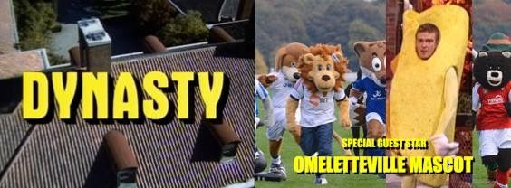 Dynasty guest stars who never happened Omeletteville Mascot SNL Justin Timberlake Super Bowl halftime show 2018
