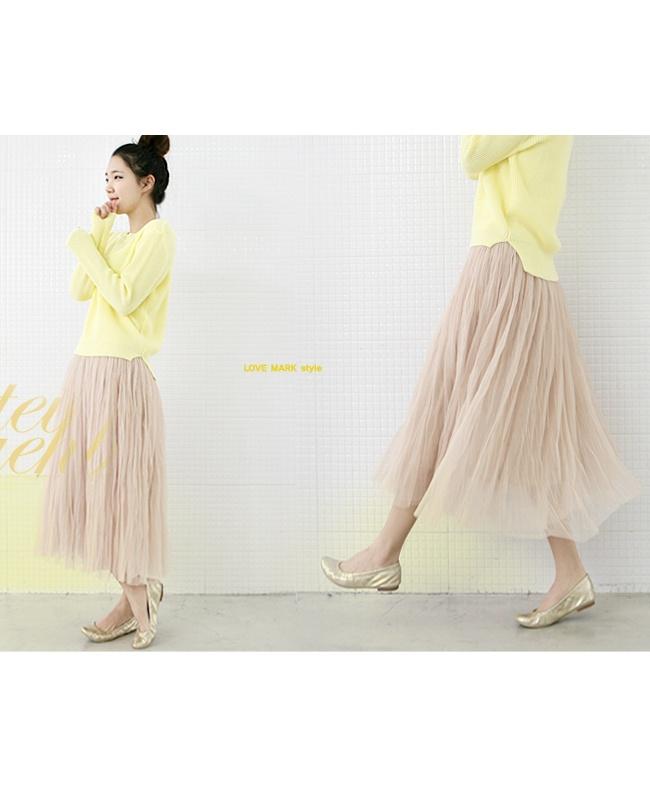 Tulle skirt <3