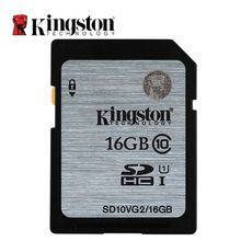 US $5.79 Kingston Digital SD Memory Card 8GB 16GB 32GB 64GB 128GB SD Card SDHC SDXC HC XC UHS-I HD Video Class 10 Cartao de Memoria SD. Aliexpress product