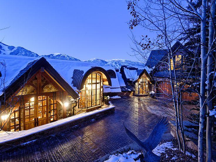 #Logis #Station de #Ski #Aspen