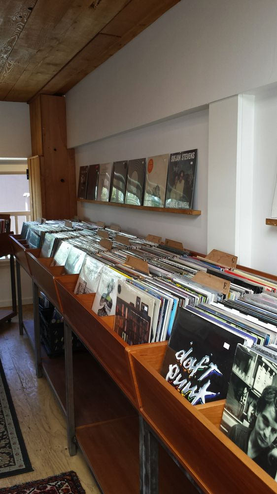 Stranded Records Oakland Ca Upstairs 2