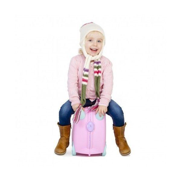 Gana tu maleta Trunki y un viaje a Inglaterra #Trunkitravels  El @bebeaventurero.