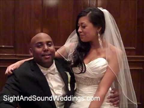 Newlyweds Danielle & Emonie Trump International Las Vegas 8.24.12
