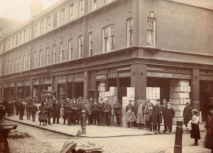 Spitalfields Market « The Workhome Project