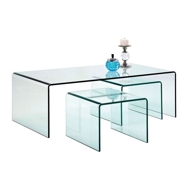 17 best ideas about Table Basse En Verre on Pinterest  Tables basses en verr -> Table Basse Transparente Courbee