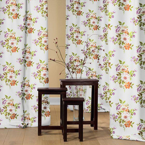 Rosabella 1 - Tkaniny dekoracyjne w kwiatyfavorable buying at our shop