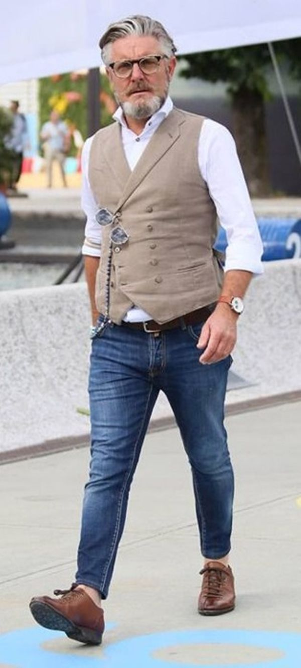 40 Average Men S Casual Outfits For Men Over 50 Daddy Men Casual