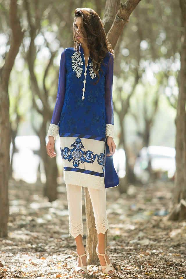Classic Fashion: Zainab Chotani Luxury Prest Dressing For Women In 2106