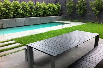Canny home in Melbourne with a Ben Scott Garden Design. canny.com.au