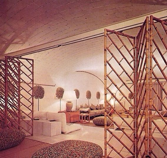 1976 Valentinos NY Apartment The NYT Book Of Interior Design And Decoration