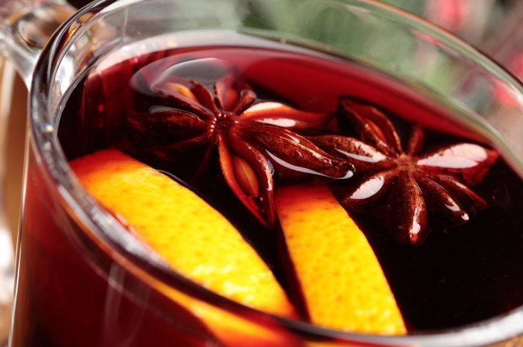 Rotary Mulled Wine