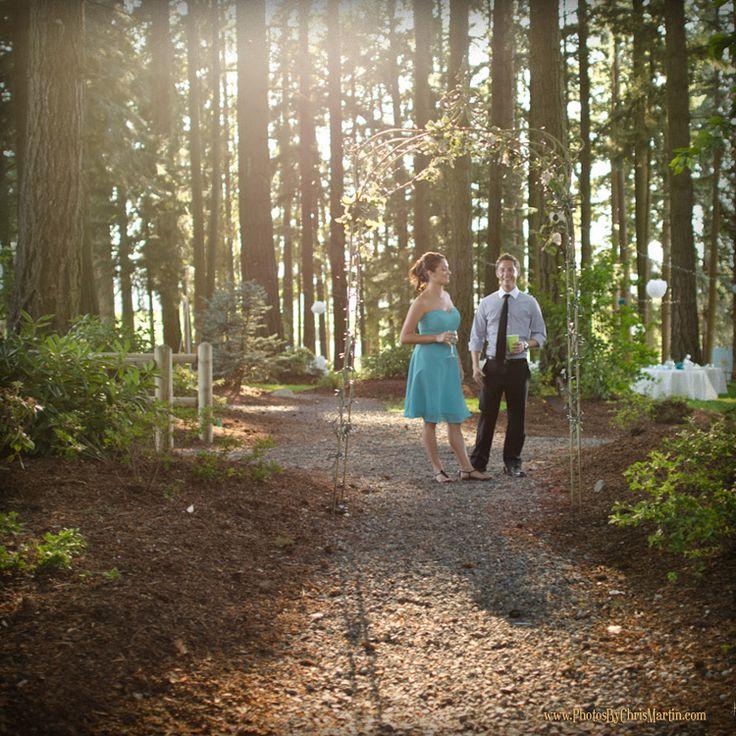 The Most Enchanted Wedding Venue In Oregon | Miller Farm Retreat