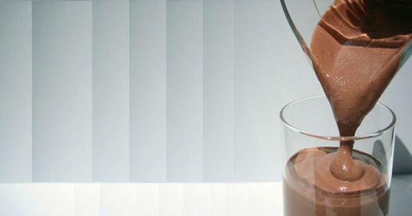 Shake de ciocolata vegan