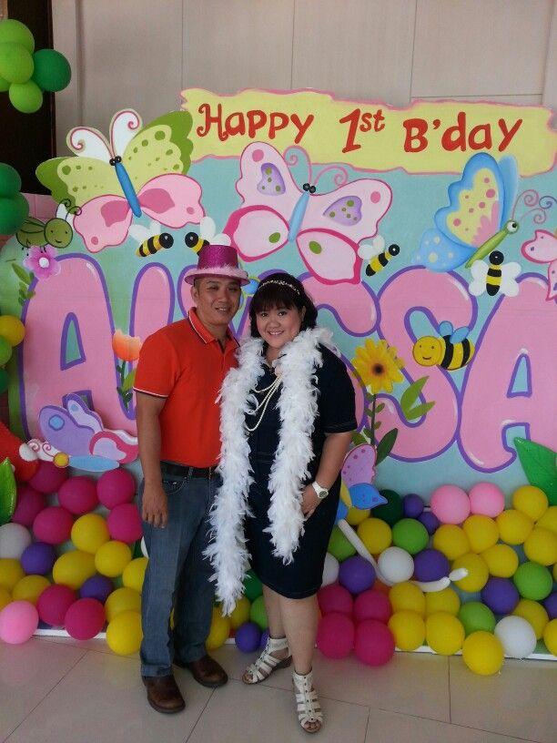 Allysa's  b'day